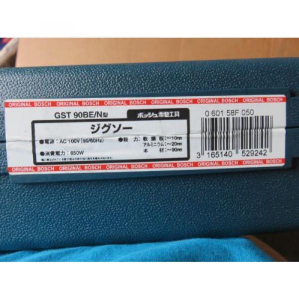 NEW BOSCH Jigsaw GST 90 BE/N 3 601 E8F 050 650W NIB #6 image