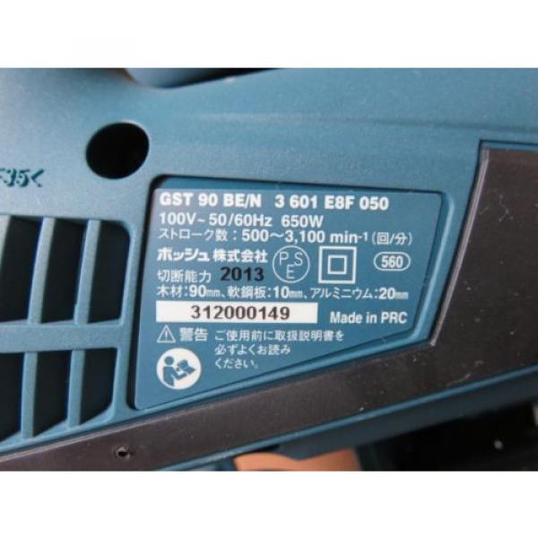 NEW BOSCH Jigsaw GST 90 BE/N 3 601 E8F 050 650W NIB #8 image