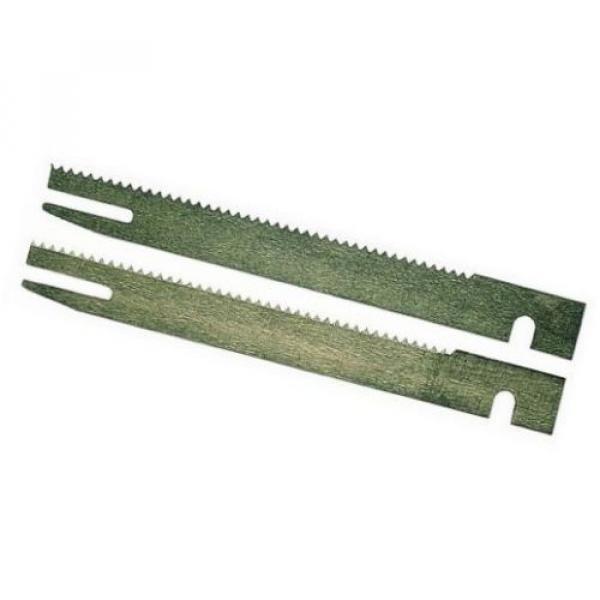 Bosch 2607018011 2-Piece Saw Blade Set for Bosch Foam Rubber Cutter GSG 300 Prof #1 image