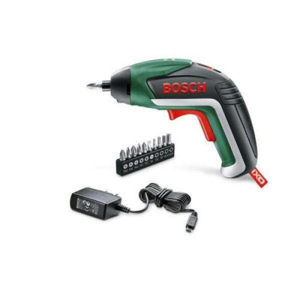 Bosch IXO Cordless Screwdriver with Integrated 3.6 V Lithium-Ion Battery #3 image