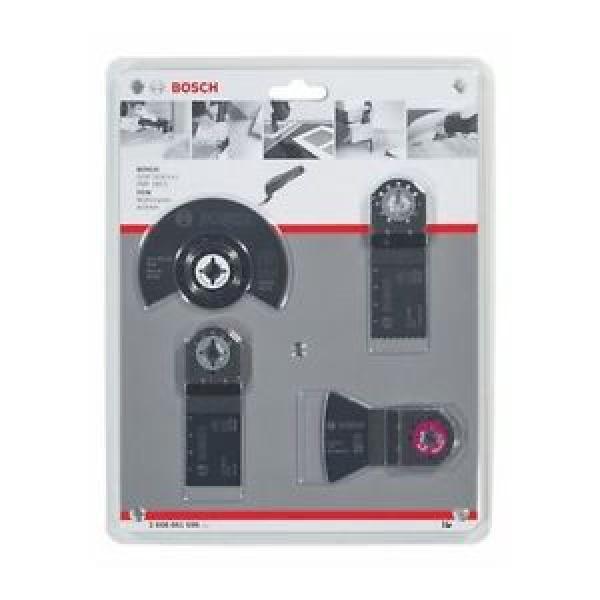 Bosch 2608661696 Set Pavimenti in Legno per Utensile Universale GOP #1 image
