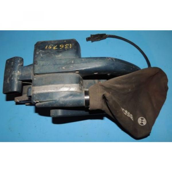 Bosch 3 x 24 Variable Speed Belt Sander 1272 with Bag USA #2 image