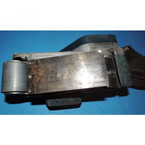Bosch 3 x 24 Variable Speed Belt Sander 1272 with Bag USA #5 image