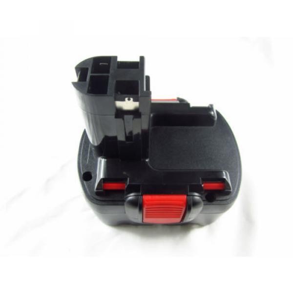 2x 14.4V Extended 2.0AH Ni-CD Battery for Bosch 3660K 33614 3454-01 34614 35614 #1 image