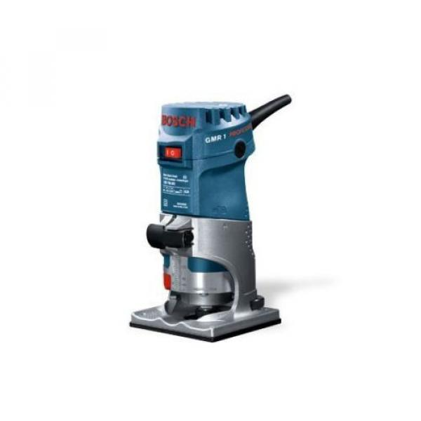 NEW! Bosch GMR 1 550W Electric Laminate Palm Router Trimmer #1 image
