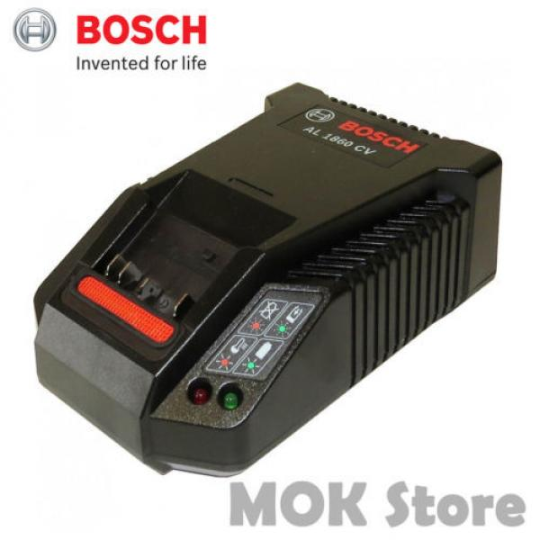 Bosch GDX 18V-EC Cordless li-ion Brushless Driver + 4.0Ah Battery x2 + Charger #6 image