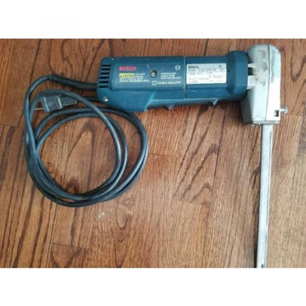 Used Bosch Foam Cutter 1575A / For Cutting Foam #3 image