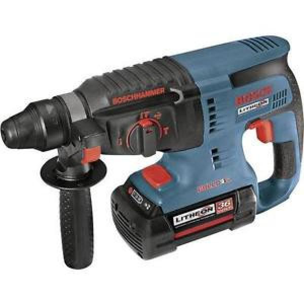 Bosch Rotary Hammer 36V SDS-Plus - Variable Speed Trigger/Dual Mode Selector #1 image