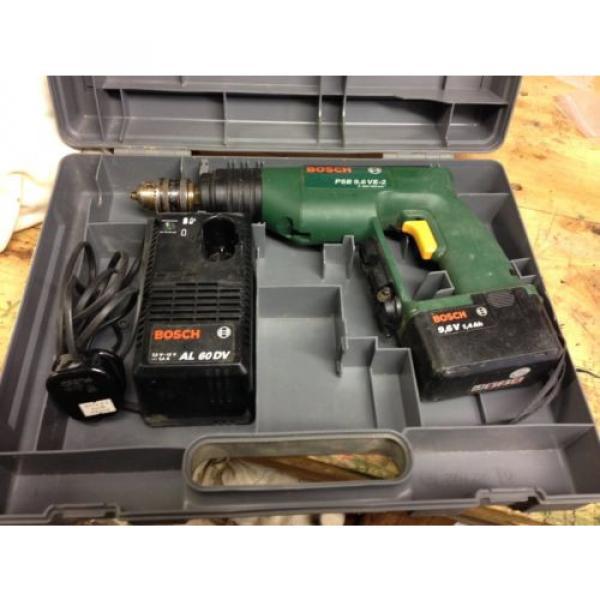 Bosch Cordless Drill-Driver PSB 9.6 VE2 #2 image