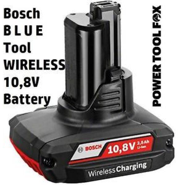 stock 0 Bosch GBA 10,8v 2.5ah Li-ION Battery (WIRELESS) 1600A00J0E 3165140859455 #1 image