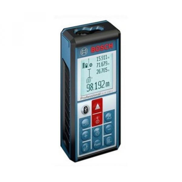 Bosch GLM100C Professional Laser Distance  Direct Digital Transfer Measure #1 image