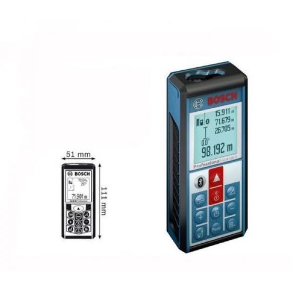 Bosch GLM100C Professional Laser Distance  Direct Digital Transfer Measure #2 image