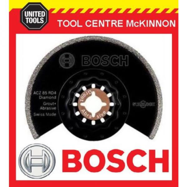 BOSCH ACZ 85 RD DIAMOND MULTI TOOL TILE & GROUT BLADE – SUIT MAKITA, FEIN ETC #1 image