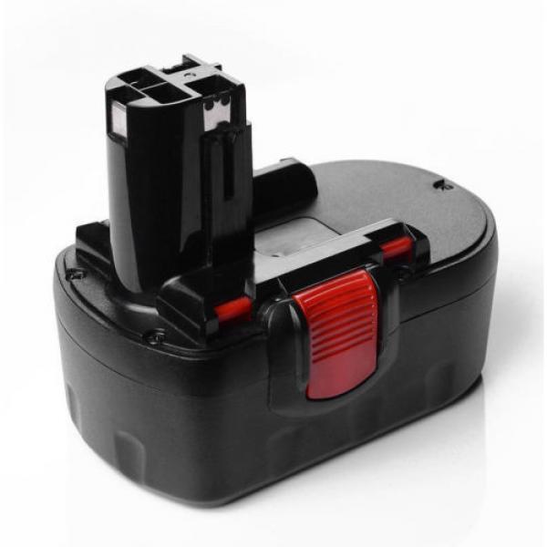 4x 18V 2.0AH Battery For Bosch BAT025 BAT160 2607335536 2607335278 PSR 18VE #2 image