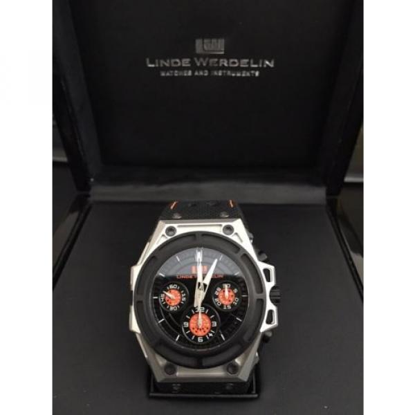 Linde Werdelin Spidospeed chronograph #1 image