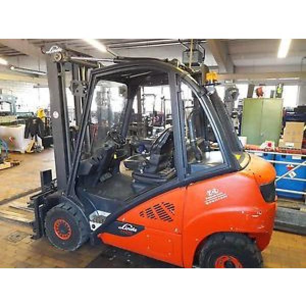 Linde Gabelstapler Stapler 2500Kg Diesel  inkl. Mwst #1 image