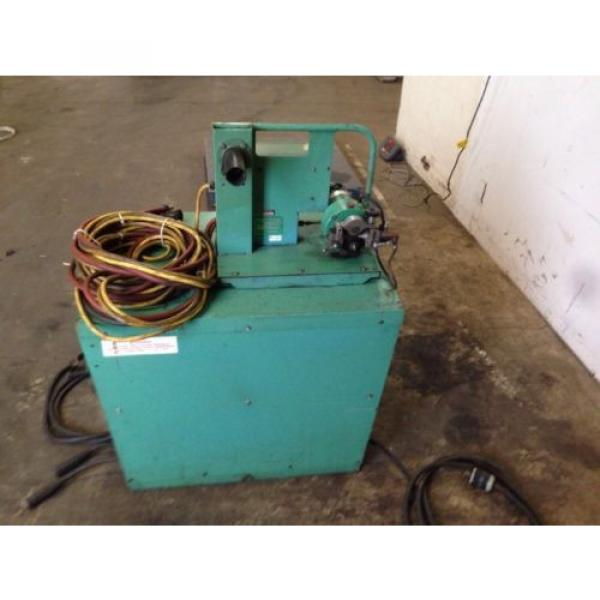 Linde VI-252 CV Welder Power Supply W/Linde Mig-35 Wire Feeder *Nice Setup* #3 image