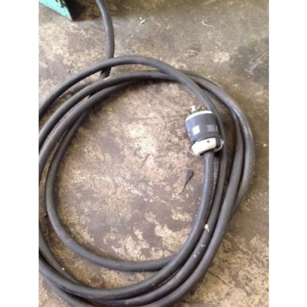 Linde VI-252 CV Welder Power Supply W/Linde Mig-35 Wire Feeder *Nice Setup* #5 image