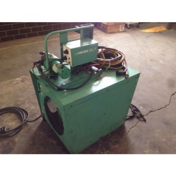 Linde VI-252 CV Welder Power Supply W/Linde Mig-35 Wire Feeder *Nice Setup* #6 image