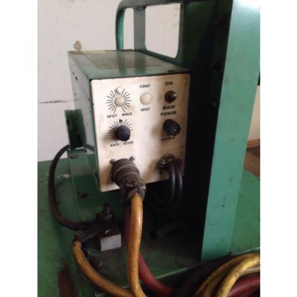 Linde VI-252 CV Welder Power Supply W/Linde Mig-35 Wire Feeder *Nice Setup* #9 image
