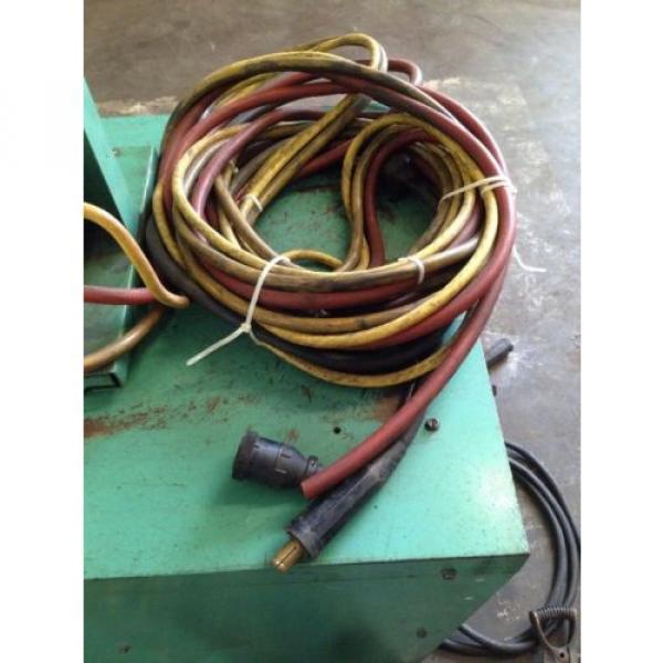 Linde VI-252 CV Welder Power Supply W/Linde Mig-35 Wire Feeder *Nice Setup* #10 image