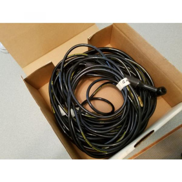 LINDE HELIARC Tig Welding Torch Water Cooled 25 ft. Hose HW-18 #1 image
