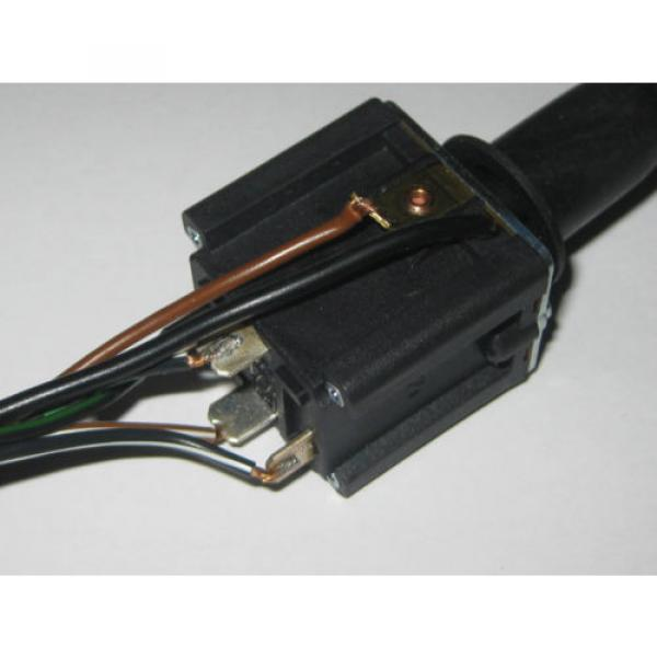 Linde 316 Sideloader Horn, Indicator, and main beam switch #3 image