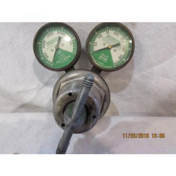 OXYGEN REGULATOR---LINDE AIR PRODUCTS #2 image