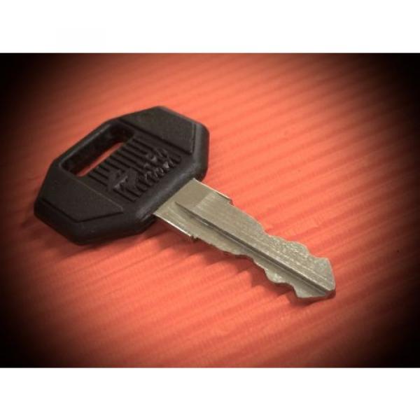 LINDE BAKER Forklift 14603 Ignition Key-Suits Kion,Linde Equipment -FREE POSTAGE #2 image