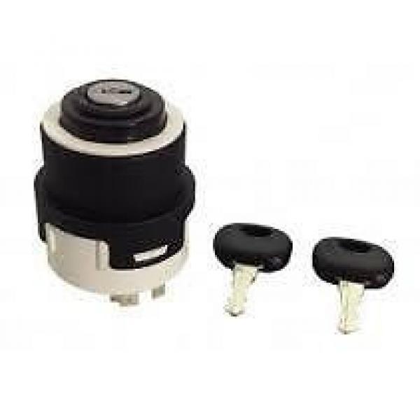 0009730212 Linde  forklift ignition switch + 2 x  16403  keys. Next Day Del UK #10 image