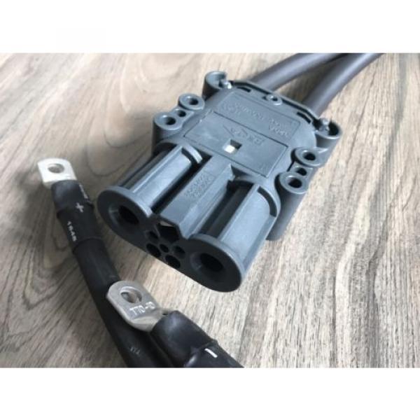 Rema 320A Batteriekabel Front-/Schubmaststapler Linde Still Jungheinrich Hawker #2 image