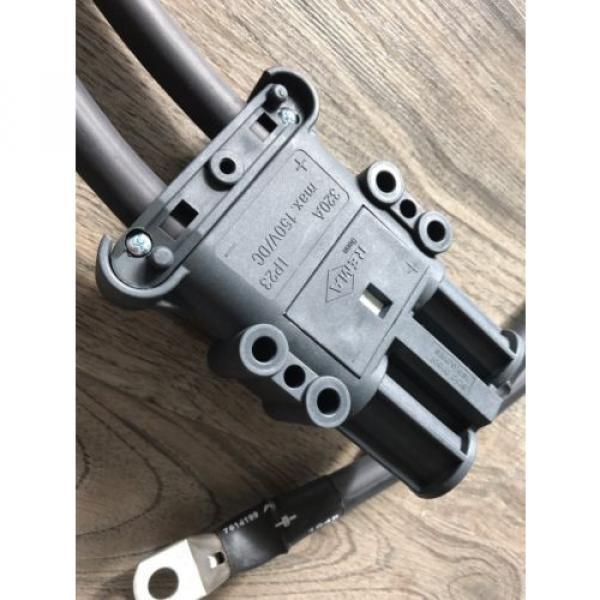 Rema 320A Batteriekabel Front-/Schubmaststapler Linde Still Jungheinrich Hawker #3 image