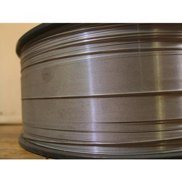 """14.6/lbs 5356HQ Aluminum Welding Wire 0.030"""" on a 12"""" Spool ( LINDE  ) #2 image"""