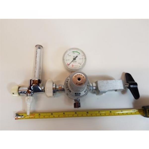 Laerdal Oxi-Pro Oxygen Resuscitation Kit with Linde Oxygen Tank + CIG Regulator #10 image