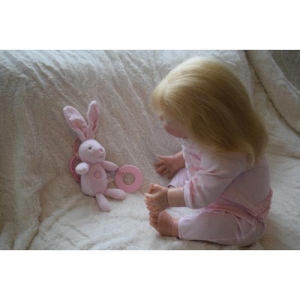 """Reborn baby girl doll Lisa by Linde Scherer 22"""" #4 image"""