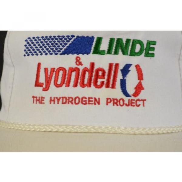 Linde Lyondell The Hydrogen Project Embroidered Baseball Hat Cap Adjustable #2 image