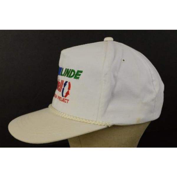 Linde Lyondell The Hydrogen Project Embroidered Baseball Hat Cap Adjustable #3 image