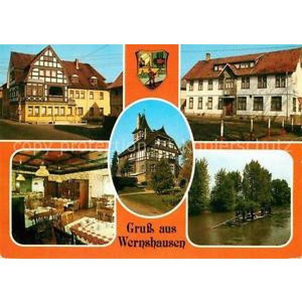 72931267 Wernshausen Rat der Gemeinde Eiscafe Gasthaus zur Linde Flossfahrt Werr #1 image