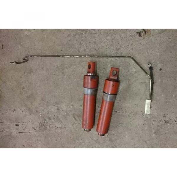 Hydraulikzylinder Hydraulik Zylinder für Ameise Linde T20 Hubwagen Gabelstapler #1 image