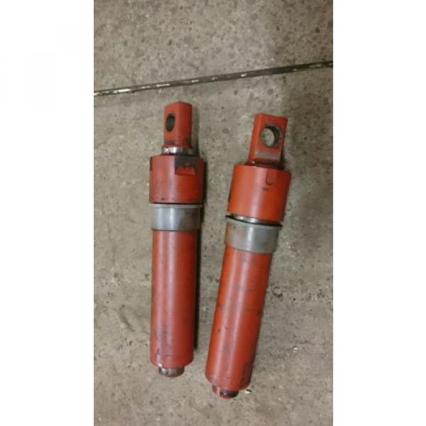 Hydraulikzylinder Hydraulik Zylinder für Ameise Linde T20 Hubwagen Gabelstapler #2 image