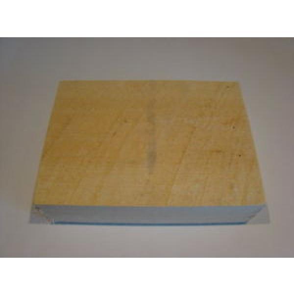 Linde 30x18x6,5cm Lindenholz Holz Schnitzholz Klotz Drechselholz 1m=31,33 € #1 image
