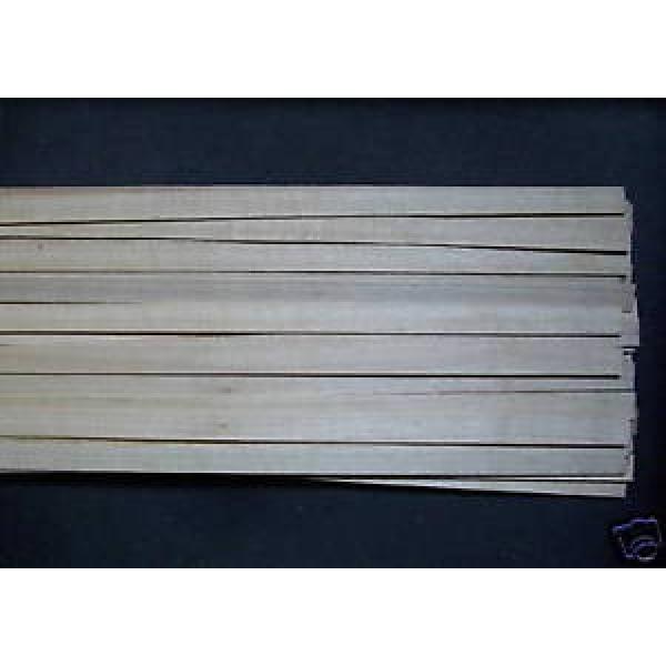 20 Holzleisten Linde 1000x10x0,7 #1 image