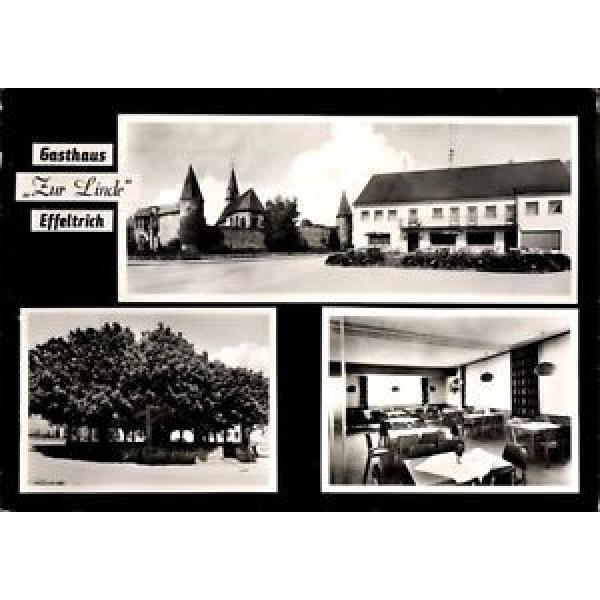 Ak Effeltrich in Oberfranken, Gasthaus zur Linde, Inh. Fam.... - 1688777 #1 image