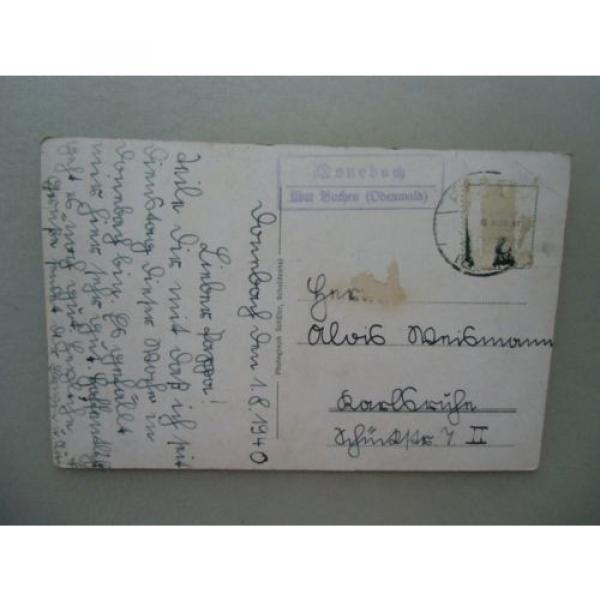 Ansichtskarte Donebach 20/30er?? Total Handlung Andreas Götz Gasthaus zur Linde #2 image
