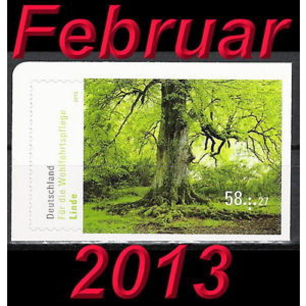Linde Mi-Nr. 2986 vom Februar 2013 selbstklebend aus Markenheftchen 93 #1 image