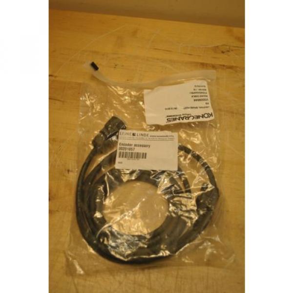 Leine & Linde 00201057 09.12.2010 V0009644 Encoder Cable #1 image