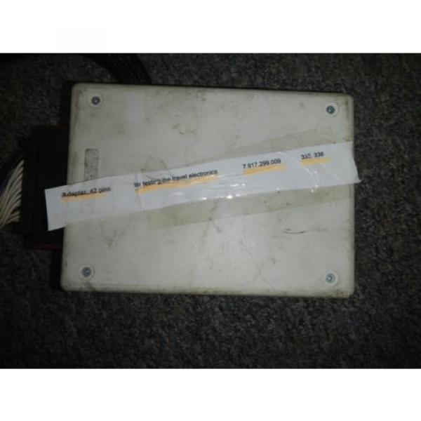 Linde 7917299009 Fork Lift Truck Forklift Travel Electronics Tester Test Unit #2 image