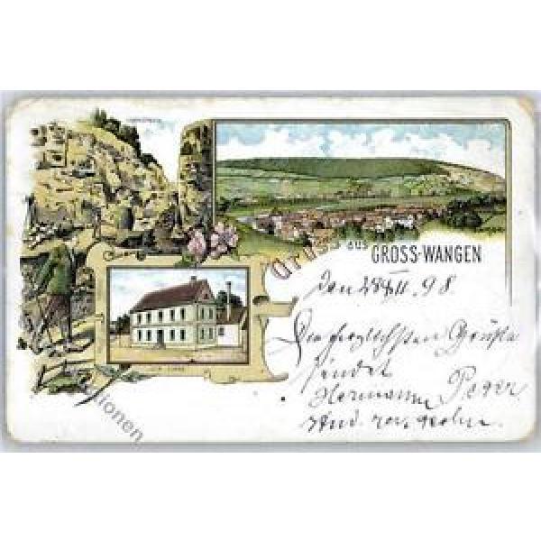 51335217 - Grosswangen 1898, Steinbruch, Gasthof Zur Linde Preissenkung #1 image