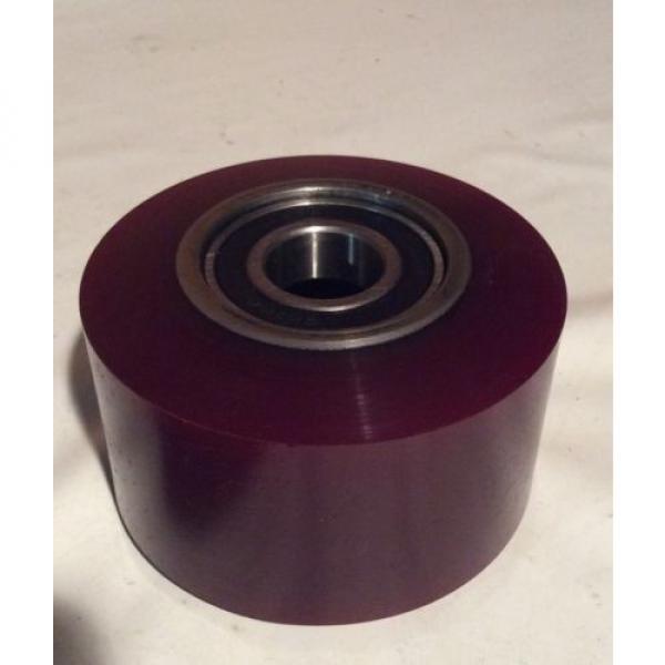 166695 Linde Wheel Kit (STDPOLY) Sku-08160408C #2 image