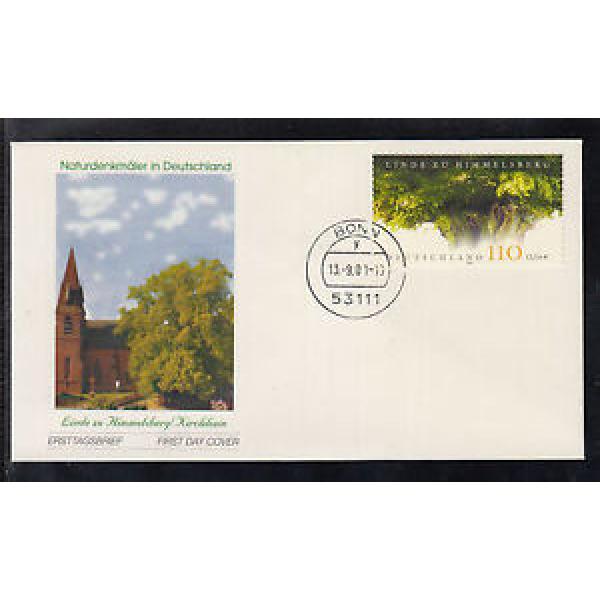 K005)  Germany in 2001 - Natural Monuments: Linde skl #1 image